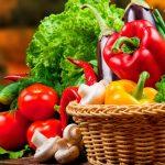 Llega la primavera, come frutas y verduras de temporada